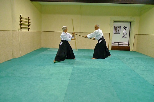 armes aikido takemusu cazouls les béziers